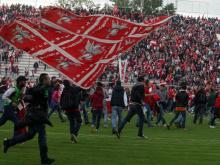 Carpi-Perugia, tensione prima della partita: 13 Daspo per i tifosi del Grifo