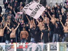 Palermo: protesta tifosi contro Zamparini