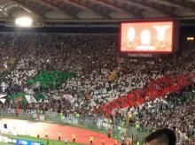 Juventus: sabotaggio della coreografia bianconera