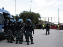 Ultrà della Lazio aggrediti a Cagliari
