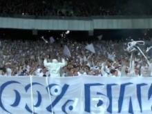Razzismo in Ucraina: coreografia Ku Klux Klan dei tifosi della Dinamo Kiev
