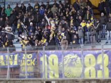 Tifosi gialloblu: non seguiremo il progratto Sporting Ischia
