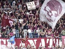 Torino: ultras granata comprano piante per il Vesuvio