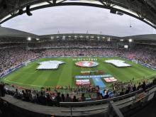 Irrompono gli ultras: Saint Etienne-Rennes sospesa per 15 minuti