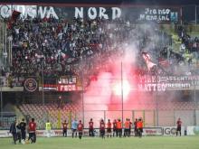Attimi di tensione tra tifosi del Foggia a Castel di Sangro