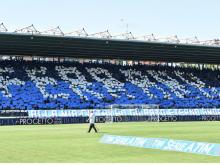 Spal in piazza, Curva Ovest: