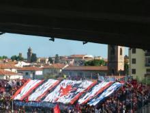 Foggia: niente tifosi contro il Catania