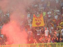 Catanzaro-Vibonese, due tifosi fanno invasione di campo: emessi DASPO