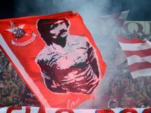 Perugia-Verona, tensione prima e dopo la partita