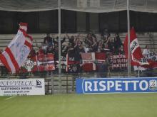 Serie B, a Vicenza i tifosi contestano: gara sospesa per 10'