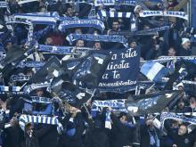 Pescara-Roma, scaramucce tra tifosi