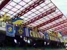 Cori stadio pre-partita Cesena-Modena 2-4 serie B 05-06 (38^