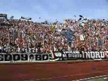 Ultras Udinese - Il gol friulano spettacolare