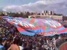 Catania-Atalanta curva nord 1a di campionato