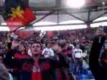 Roma - Genoa seria A 2008 FORZA VECCHI GRIFONE