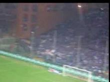 Genoa - Sampdoria Derby 23/09/2007 -- Ingresso delle squadre
