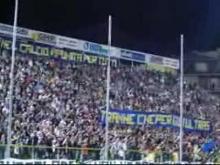 Parma - Milan: Ultras Boys Parma