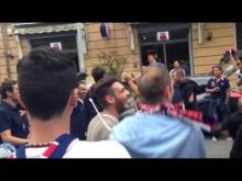 Ultras Crotone Bologna-Crotone 0-2 (2014)