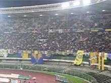 Hellas Verona, coreografia e cori prepartita (23/10/06)