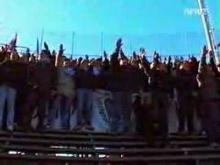 Lazio irriducibili Hooligans in Atalanta
