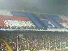 milan vs inter 06/07 curva nord