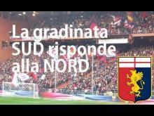 Gradinata Nord e Sud Genoa CFC (la sud risponde alla nord)