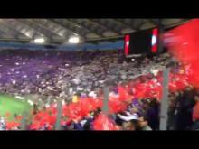 Finale Coppa Italia Fiorentina-Napoli