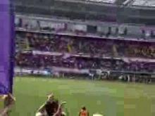 Trasferta Torino-Fiorentina 2008! Gol Di Osvaldo!