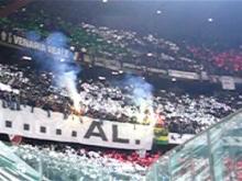 Curva Scirea Juventus Real Madrid
