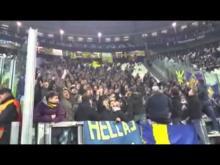 Juve - Verona 4-0 Butei HELLAS in trasferta 18.01.15