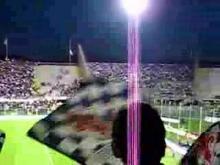 Uefa Cup: Fiorentina - Rangers, l'inno viola