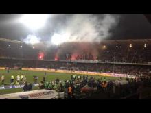 Omaggio a Pantani in Cesena-Juventus