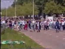 Dutch Cup Final: Ajax Amsterdam vs PSV Eindhoven (Hooligans)
