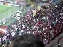 Inter Roma tifosi ospiti