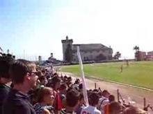 Allenamento Genoa, Carica per il Derby