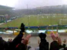 Atalanta-Inter 3-1 settore ospiti 3