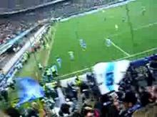 Inter-Lazio: Gol di Talamonti.