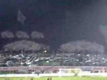 Curva Fiesole in Fiorentina-Milan
