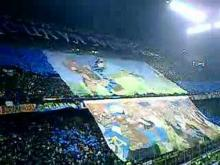 ultras inter vs milan 04/05